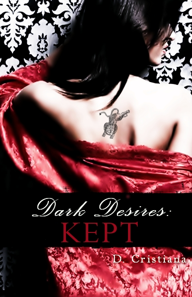 Dark Desires: Kept eBook Release