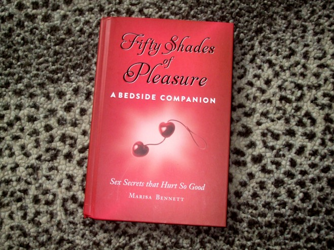 50 Shades of Pleasure Giveaway!