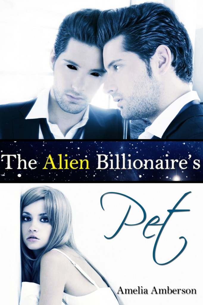 The Alien Billionaire's Pet eBook Release